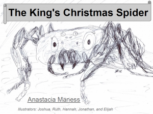 The King's Christmas Spider Ebook