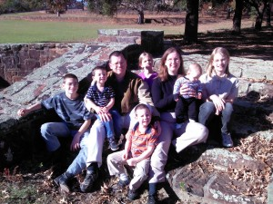 Our Family Picture in November 2012